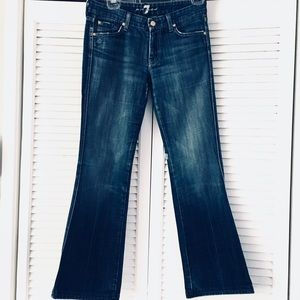 """7 for all Mankind - the """"A"""" Pocket Jean Pants"""